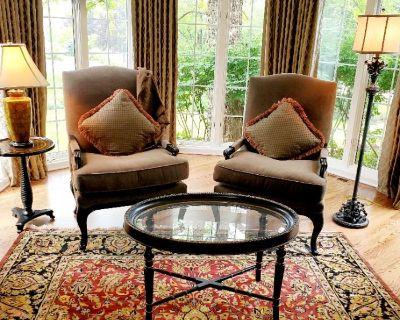 Lake Barrington Estate Sale - Bernhardt,Drexel, Charleston Forge, Walter E. Smithe