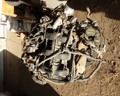 2000 Ranger engine