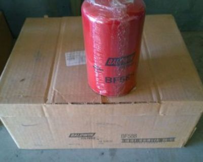 Baldwin Bf588 Oil Filter. 1 Case Of 12 Filters.