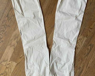 Linen pants from Victoria s Secret, size 10