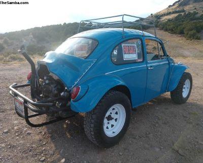 70 Baja Bug