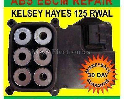 Fits Dodge Ram Pickup- Abs / Ebcm Computer Module Repair Service Dodge