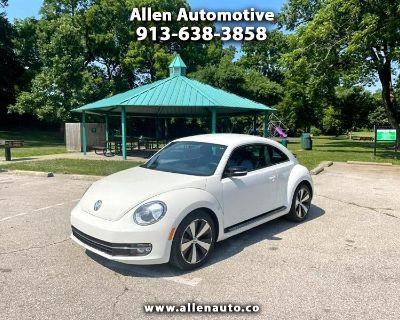 Used 2013 Volkswagen Beetle 2.0T Turbo w/Sunroof & Sound