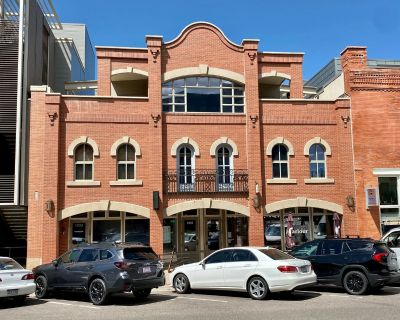 Stylish Downtown Boulder Office Space