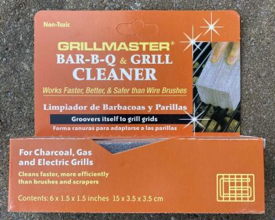 BBQ grill cleaner NEW