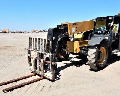 2014 CATERPILLAR TELEHANDLERS TL642C Forklifts - Telehandler