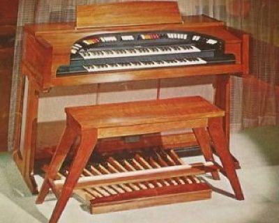 340 Conn Organ for sale