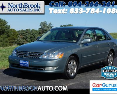 Used 2004 Toyota Avalon 4dr Sdn XLS w/Bench Seat (Natl)