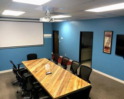 Meeting Space for 5 w/ projector, break room, Milpitas, CA