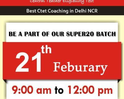 Right Guru Education a CTET coaching institute in Laxmi Nagar provides