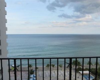 2030 South Ocean Drive, Hallandale Beach, FL 33009 2 Bedroom Condo