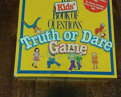 Kids Truth or Dare game.