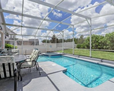 Amazing Highlands Reserve Pool Villa Close To Disney 1342NHD - Highlands Reserve