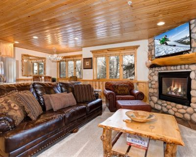 Timber Wolf 10C by Moose Management-Cabin Style Mountain Home-Hot Tub-Canyons - Park City