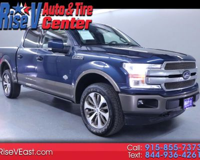 Used 2020 Ford F-150 King-Ranch SuperCrew 5.5-ft. 4WD