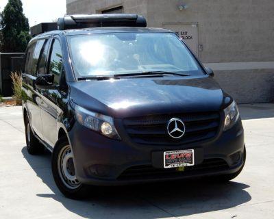 2018 Mercedes-Benz Metris Van With AC Refrigerator in cargo area