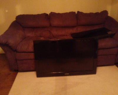 "Samsung 40"" TV LCD"
