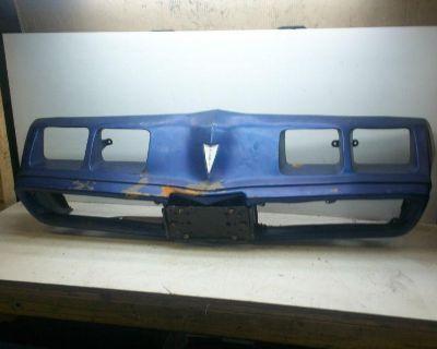 79-81 Firebird Trans Am Front Bumper Cover Nose (nice Shape)