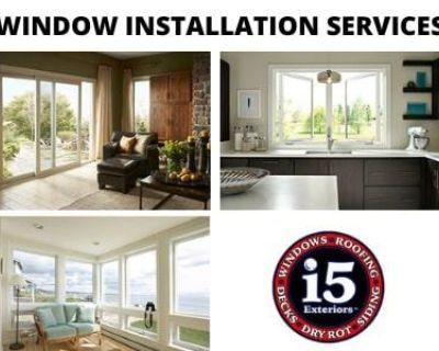 Best Windows & Doors Contractor Vancouver (I5 Exteriors)