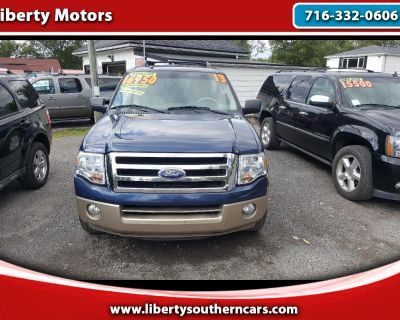 """Used 2013 Ford Expedition 119"""" WB XLT"""