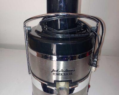 Jack LaLanne Power Juicer MT-1000