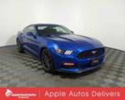 2017 Ford Mustang Blue, 31K miles