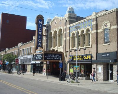Downtown / Campus Ann Arbor Office For Lease
