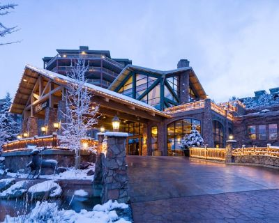 Park City Canyons Westgate Resort and Spa March Ski Week (March 10-17, 2019) - Park City