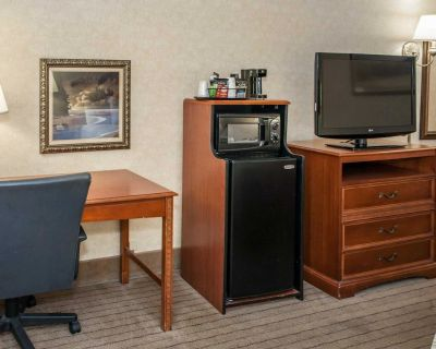Quality Inn Indy Castleton - Indianapolis
