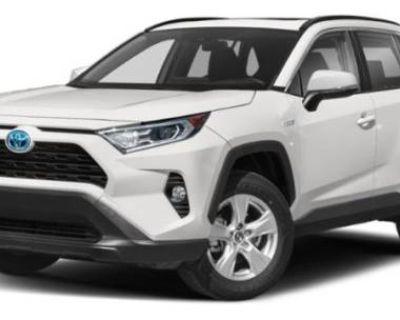 2021 Toyota RAV4 Hybrid XLE Premium