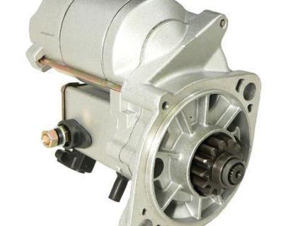 New Starter For John Deere Yanmar Tractor Diesel Mower Am876435 Am878415 Ty25233