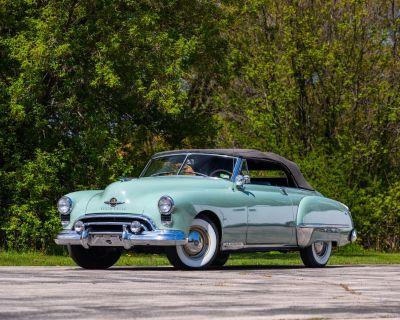 1949 Oldsmobile Futurmatic 98 Convertible