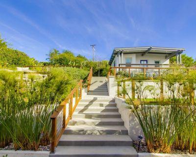 Ocean View Guest House + Hot Tub - Solana Beach