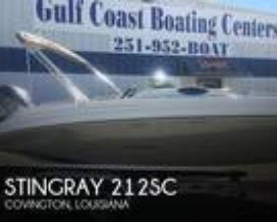 21 foot Stingray 212sc
