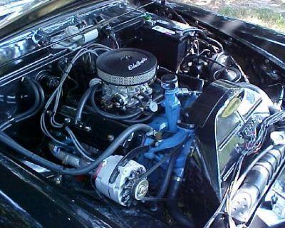1955 Studebaker Commander coupe