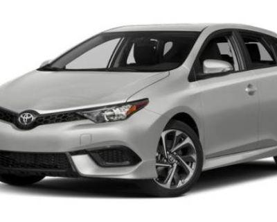 2018 Toyota Corolla iM iM