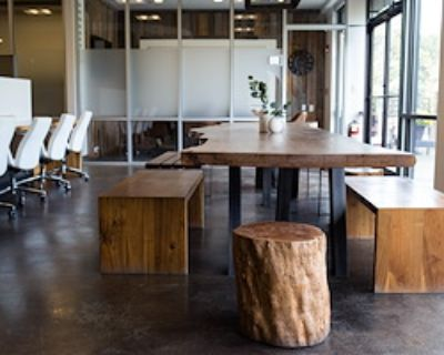 Open Desk - 10 Available at Roam Alpharetta