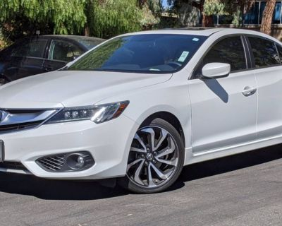 2016 Acura ILX A-Spec with Premium Package