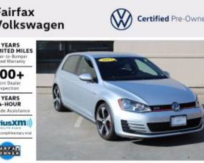 2017 Volkswagen Golf GTI S 4-Door DSG