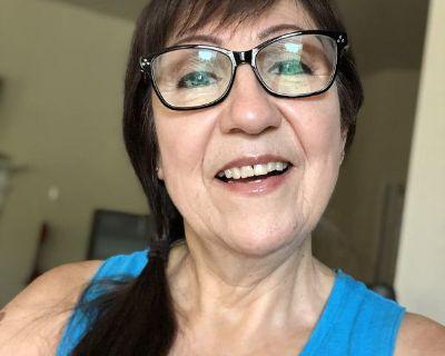 65 year old Female seeks a room