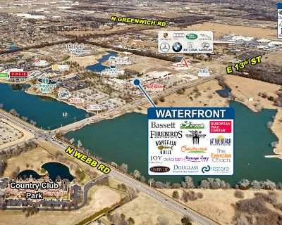 Waterfront Retail Space Available