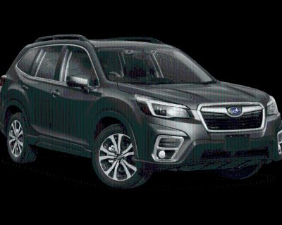 New 2021 Subaru Forester Limited AWD