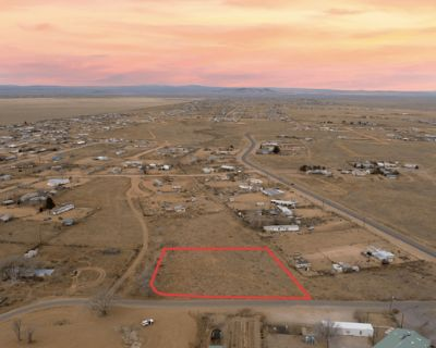0.89 Acres for Sale in Los Lunas, NM