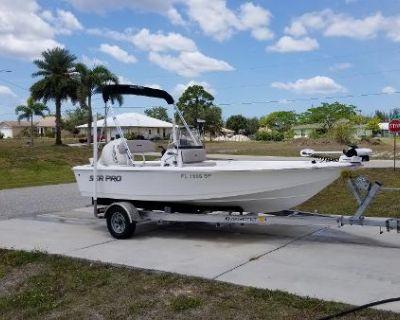 2019 Sea Pro 172 Bay
