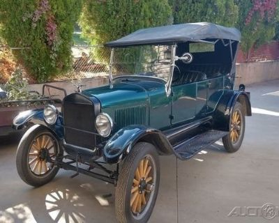 1926 Ford Model T Convertible