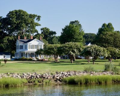 SEA THE BAY.. Chesapeake Bay Waterfront home with exceptional bay views - Foster