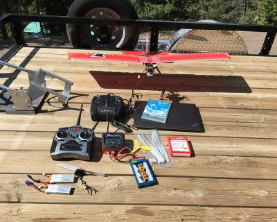 Electric RC Airplane - Ready to Fly