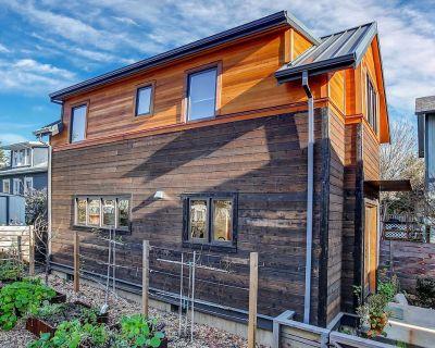 newly constructed eco-cottage, heart of SE Belmont/Hawthorne, walk everywhere - Sunnyside