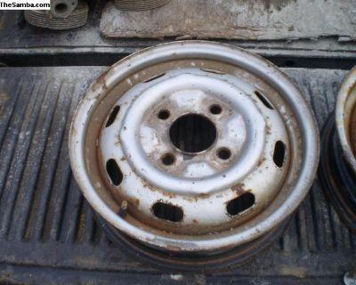 1968 only bug wheels 4 lug wheel