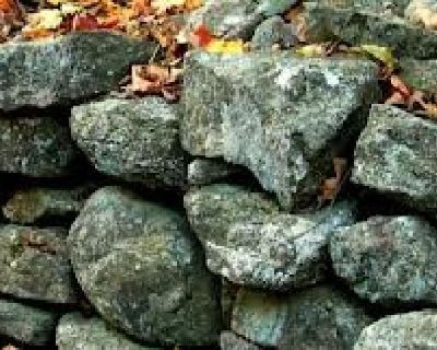 Field Stone .... New England Rocks ... Landscaping Stone